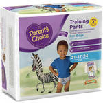 Parent's Choice Training Pants for Boys Jumbo Pack 2T-3T