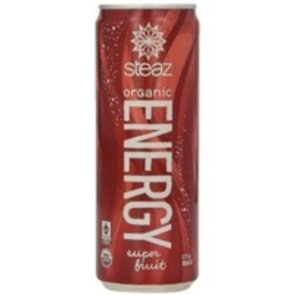 Steaz Superfruit Energy Drink