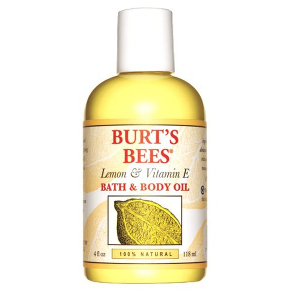 Burt's Bees Body and Bath Oil - Lemon & Vitamin E