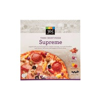 Whole Foods Market Thin Crust Pizza Supreme
