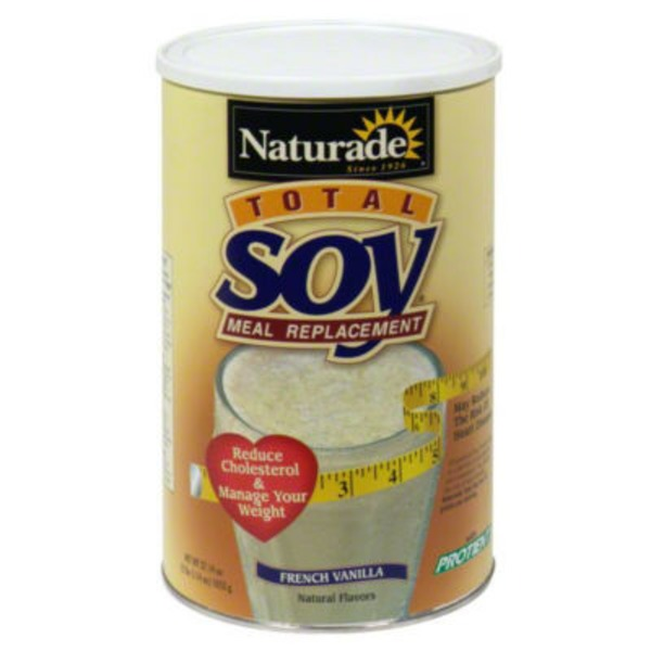 Total Soy Meal Replacement, French Vanilla