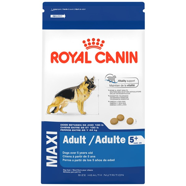 Royal Canin Maxi Adult 5+ Years Dog Food