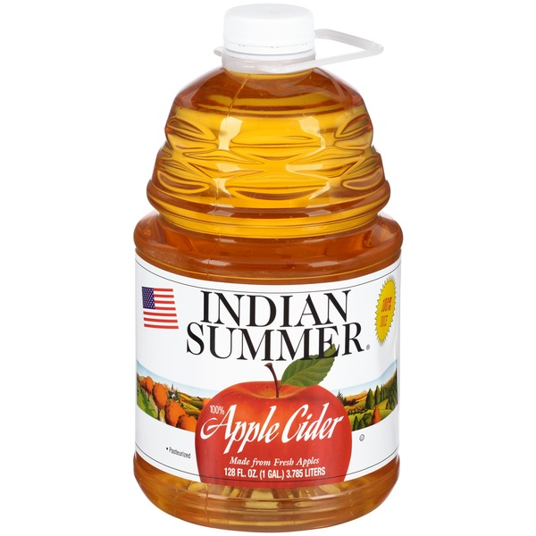 Indian Summer 100% Apple Cider