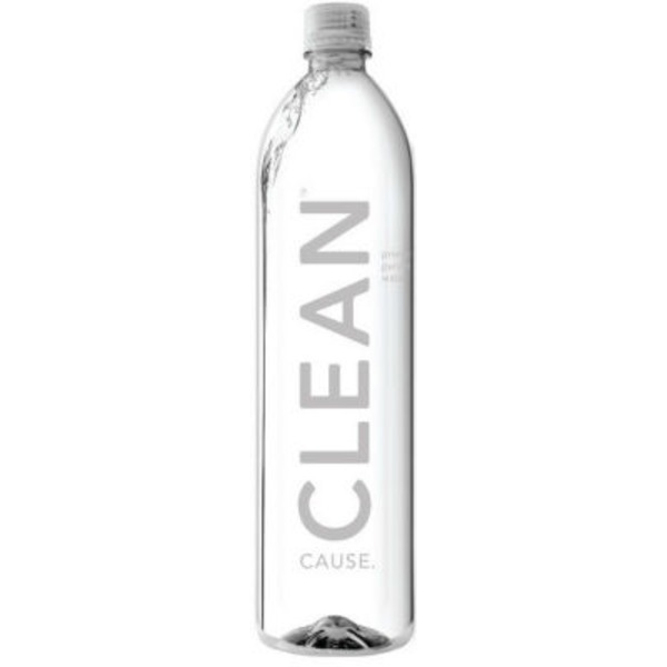 Clean Cause Purified Water