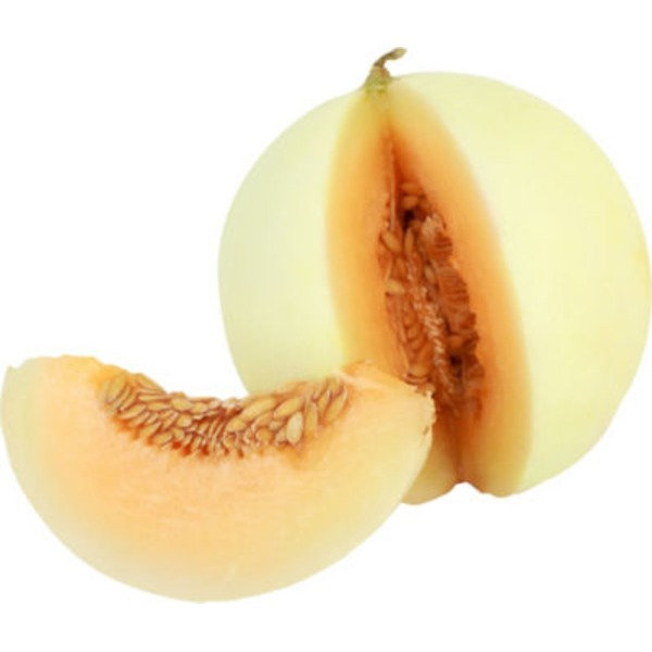Organic Orange Flesh Honeydew Melon