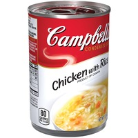 Campbell's Chicken with Rice Condensed Soup
