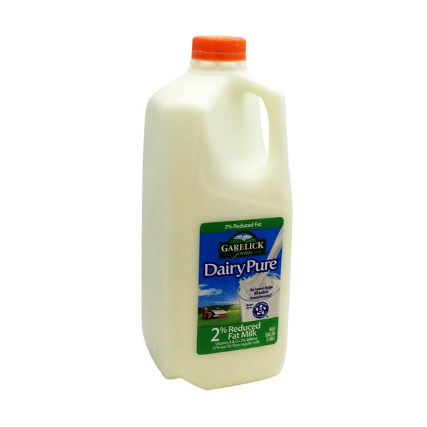 Berkeley Farms Dairy Pure 2% Milkfat Reduced Fat Milk