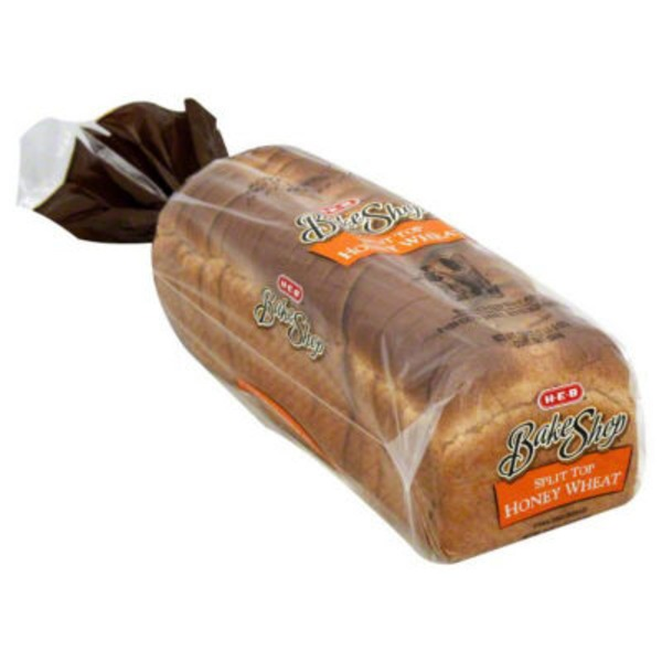 H-E-B Bake Shop Split Top Honey Wheat Bread