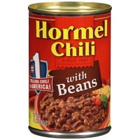 Hormel With Beans Chili