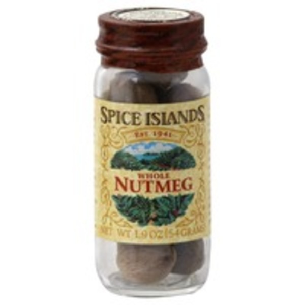 Spice Islands Nutmeg, Whole