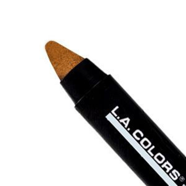L.A. Colors Bronze Shimmer Jumbo Eye Pencil