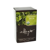 Allegro Organic Pomegranate Green Tea