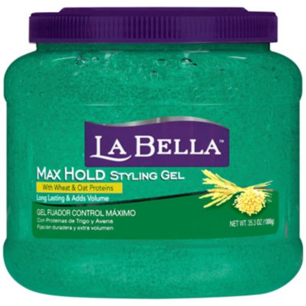 La Bella Max Hold Styling Gel