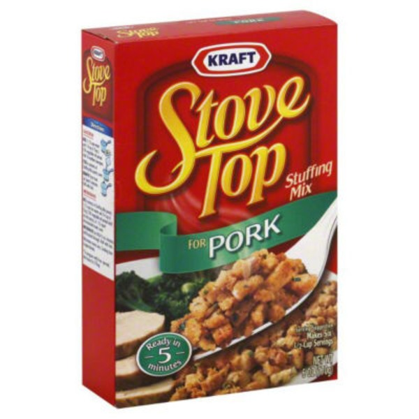 Kraft Stove Top for Pork Stuffing Mix