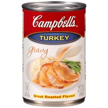 Campbell's Made With Real Stock Turkey Gravy
