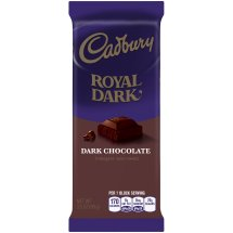 Cadbury Royal Dark Chocolate Bar, 3.5 oz