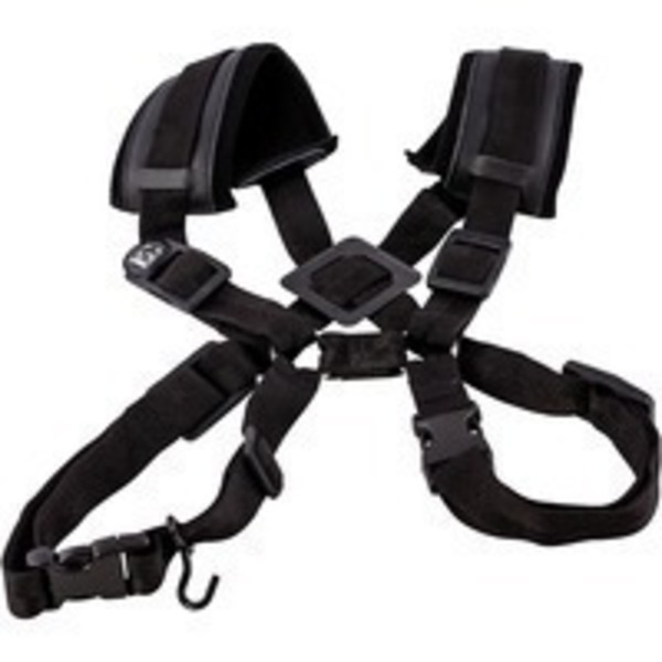 Good 2 Go Medium Black No More Pull Harness