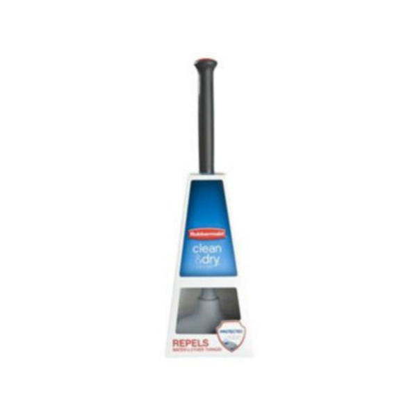 Rubbermaid Clean & Dry Never Wet Plunger
