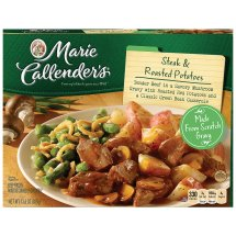 Marie Callender's Steak & Roasted Potatoes, 13.6 Ounce