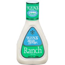 Ken's Steakhouse Dressing, Ranch, 16 Fl Oz