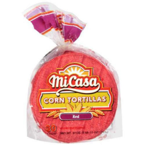 Mi Casa Red Corn Tortillas