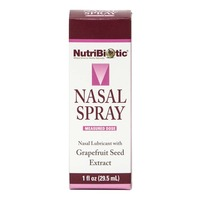 NutriBiotic Nasal Spray With Grapefruit Seed Extract