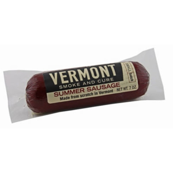 Vermont Smoke and Cure Vermont Smoke & Cure Summer Sausage