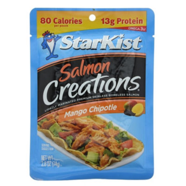StarKist Salmon Creations Mango Chipotle Salmon