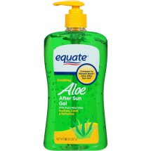 Equate Soothing Aloe After Sun Gel 20 Oz