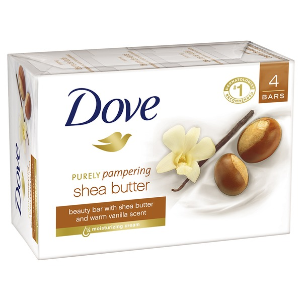 Dove Shea Butter with Warm Vanilla Beauty Bar