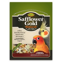 Higgins Safflower Gold Natural with Added Vitamins & Minerals