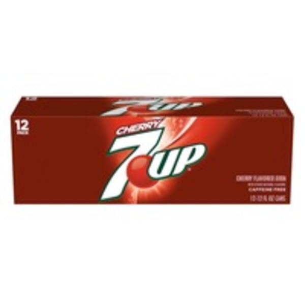 7 Up Cherry Regular CSD