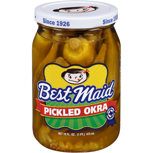 Best Maid Pickled Okra