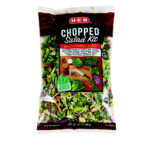 H-E-B Backyard Barbecue Chopped Salad Kit