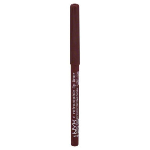 NYX Retractable Water Proof Lip Liner Plum MPL 16