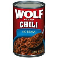 Wolf Brand No Bean Chili