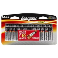 Energizer Batteries, Max + Powerseal, AA, Blister Pack