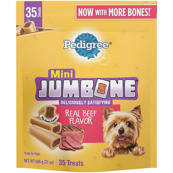 Pedigree Jumbone Toy/Small Mini Bones Dog Care & Treats