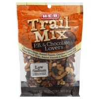 H-E-B P.B. And Chocolate Lovers Trail Mix