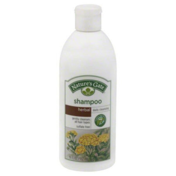 Nature's Gate Daily Cleanse Shampoo Herbal