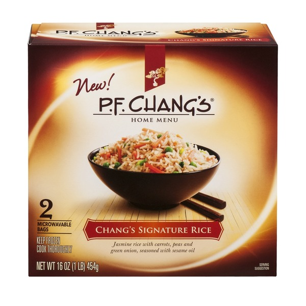 P.F. Chang's Home Menu Chang's Signature Rice Bags - 2 CT
