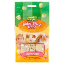 Wild Harvest Bake Shop Cupcake Treats for Small Animals