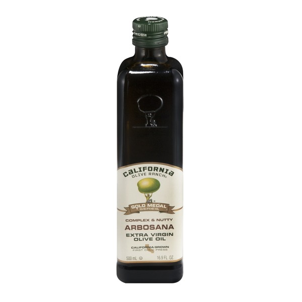 California Olive Ranch First Cold Press Extra Virgin Olive Oil Arbosana