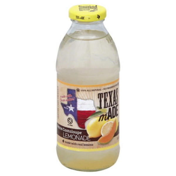 Texas Made Lemonade, Pecos Cantaloupe