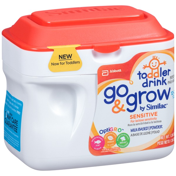 Similac Go And Grow OptiGro Sensitive Toddler Drink