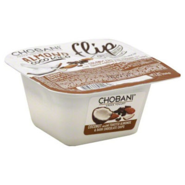 Chobani Flip Almond Coco Loco Low-Fat Greek Yogurt