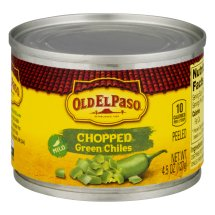 Old El Paso™ Chopped Chiles 4.5 oz Can, 4.5 OZ