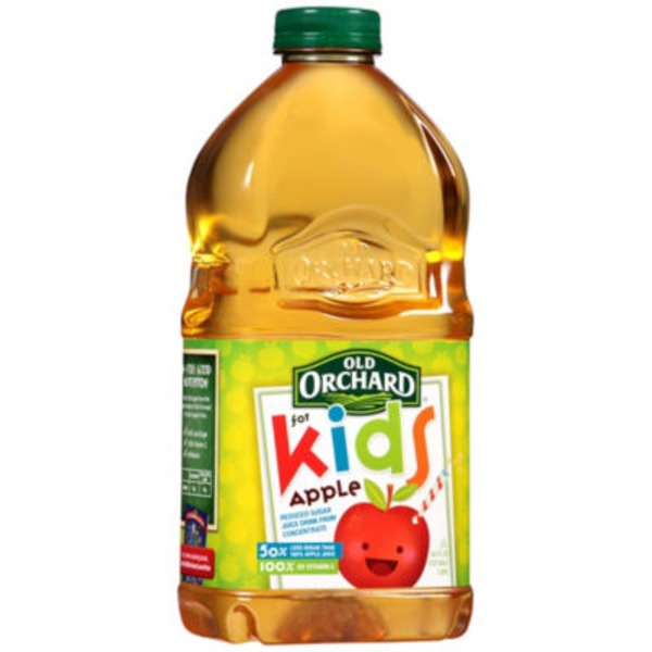 Old Orchard for Kids Apple Juice Drink