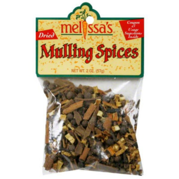 Melissa's Dried Mulling Spices