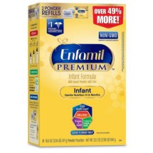 Enfamil PREMIUM Infant Formula, Powder 33.2 Refill Box